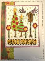 **Dylusions - Image Sheets - Christmas
